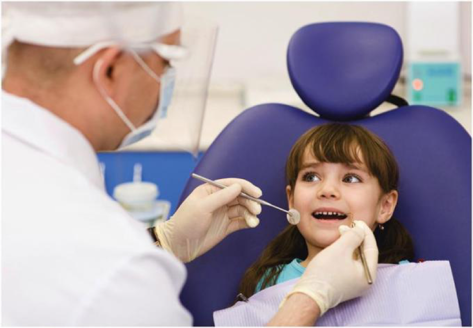 Dental checkups for Children Surrey